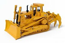 Caterpillar Cat D9L Dozer with Multi-Shank Ripper - CCM 1:48 Scale Model New!