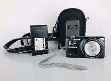 Fujifilm FinePix JZ Series JZ250 16.0MP Digital Camera - Black