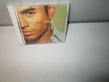 ENRIQUE IGLESIAS - ESCAPE cd Latino Pop 13 songs 2002