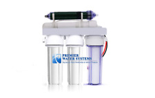Aquarium Reef Reverse Osmosis 5 Stage RO/DI SYSTEM 150 GPD MADE IN USA