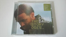 CRAIG DAVID - THE STORY GOES ... - CD ALBUM