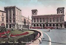 FORLI' - Piazza Saffi - Palazzo delle Poste