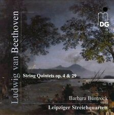 Beethoven: String Quintets Op 4 & 29, New Music