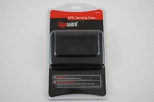 "Gigaware 4.3"" GPS Carrying Case Snap Button Closure Universal NEW 2000530"