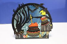 Hallmark Halloween frank & FRIGHT Tea Light Screen