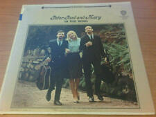 LP PETER PAUL AND MARY IN THE WIND WB 1507 VG--/VG US  PS 1963