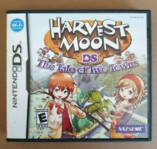Juego Nintendo DS Harvest Moon The Tale of Two Towns