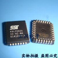5pcs//10pcs SST49LF004B-33-4C-NHE NH PLCC-32 ICs New Original