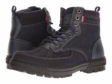 New Men's Levi's Dayton Denim Shoes Navy Blue Size 8.5 Brand New!
