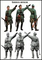 1/35 RESIN MODEL KIT FIGURE WW2 GERMAN OFFICER (1 TOP QUALITY FIGURE)