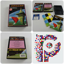 Driller A Incentive Software Game for the Commodore Amiga tested & working VGC