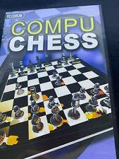 Compu Schach PC Spiel