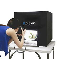 PULUZ 40cm Folding Portable White Light Photo Studio Lighting Shoot Tent Box Kit