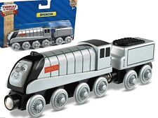 SPENCER TRAIN ~ Thomas & friends wooden train set engine Y4074 Fisher Price Toy