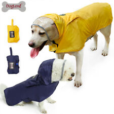 Dog Rain Coat Large .98 Shipping