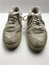 VINTAGE REEBOK CLASSIC WALKING SHOES Womens 8.5 WHITE Sneakers