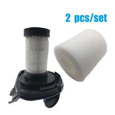 2pcs/set Pre-Motor & Foam Filter Kit for Shark DuoClean HV390 HV391 HV392 HV394Q