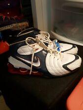 Nike Shox VC V 5 VC5 VCV Vince Carter Size 9.5 312764-111 Olympic Red White Blue