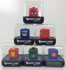 Fidget Cubes Zuru Antsy Labs Marvel Avengers Complete Set of 6 Stress Axiet Toys