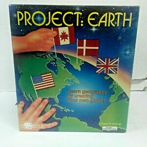 Educational Insights Project: Earth Learn Geography By Creating Your Own Globe