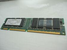 RAM barrette mémoire INFINEON :  PC133-333-520 , 128MB , Sync , 133Mhz , CL3.