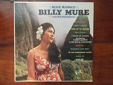 Billy Mure & his orchestra~Blue Hawaii~Harry Kaapuni & His Royal Hawaiians LP