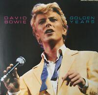 DAVID BOWIE Golden Years 1980's (Vinyl LP)