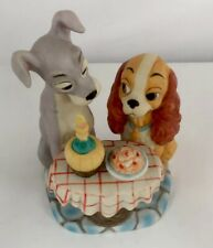 Disney Vintage Lady And The Tramp Figurine (23)