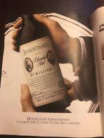 Original 1980s McWilliams wines HUNTER VALLEY Vintage Australian Print Ad