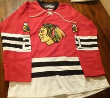 8fa6956f3 Stan Mikita  21 Chicago Blackhawks Throwback 1961 Jersey Size 54 All  Stitched