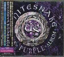 WHITESNAKE-THE PURPLE ALBUM-JAPAN CD+DVD BONUS TRACK Ltd/Ed J50