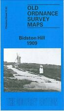Carte de bidston Hill 1909