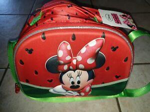 Sac Bandoulière Disney Minnie 3D Neuf