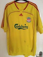 Liverpool Shirt 2006/07 XL Away Adidas