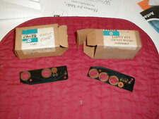 NOS MOPAR 1967-8 CHRYSLER DASH CIRCUIT BOARDS BOTH