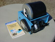 LORTONE QT12 TUMBLER WITH 12# DRUM.  GREAT MACHINE MADE HERE IN USA.  NEW