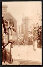 Arundel. House & Castle.