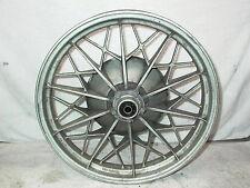 """BMW 77-84 Air Head 18"""" Rear DISK BRAKE Snow Flake Wheel Rim R100RS R100RT R100T"""