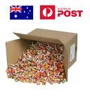 50/100/150/200 Chupa Chups Lollipops Bulk Buy Assorted Flavours Lollies Lolly