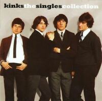 THE KINKS the singles collection (CD, Compilation) Classic Rock, Beat, very good