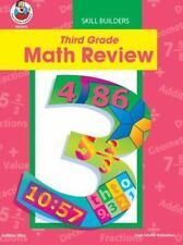Third Grade Math Review (Skill Builders)