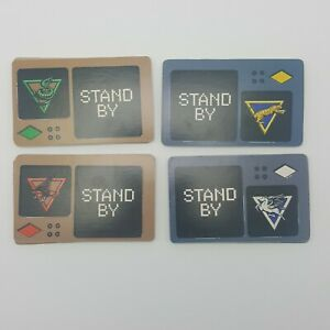Screaming Eagles 36 Command Cards Replacement Game Piece Part 1987
