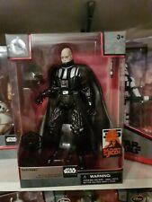 "Disney Store Star Wars Elite Series Darth Vader Unmasked DiCast Action Figure 7"""