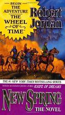 New Spring: The Novel (Wheel of Time) by Robert Jordan