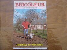 1971 LE BRICOLEUR plans conseils bricole et brocante SOMMAIRE EN PHOTO n° 67