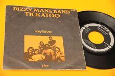 "DIZZY MAN'S BAND 7"" TICKATOO ORIG ITALY 1970"