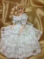 Vintage Barbie Doll by Mattel 1993 Reproduction of 1958 Original 11.5 inches