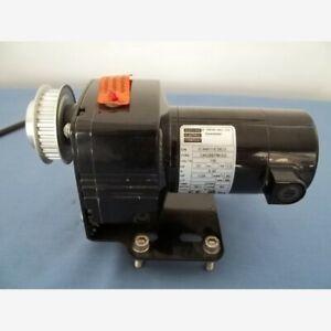 Bodine Electric 24A2BEPM-D3 DC Gearmotor 30:1 Gear Ratio 1/29 hp 130 VDC 0.3A