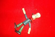 5 1/2 Inch Popeye Wooden Jointed Figure