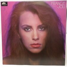 """France Joli """"France Joli"""" Signed LP"""